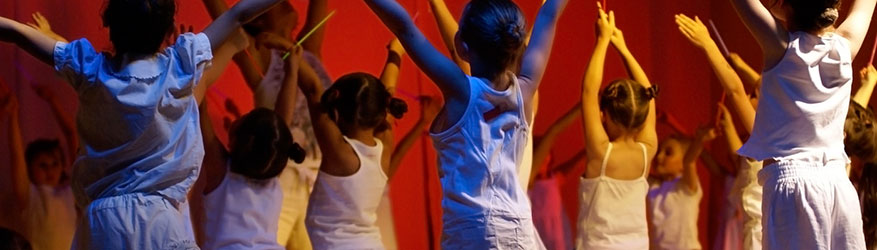 Pop Dance Jazz 4/17 ans